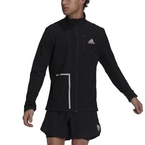 adidas Own The Run Soft Shell Chaqueta - Black