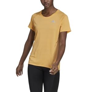 adidas Runner T-Shirt - Hazy Orange