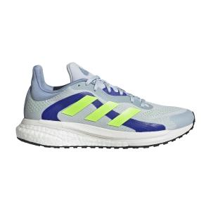 adidas Solar Glide 4 ST - Halo Blue/Signal Green/Sonic Ink