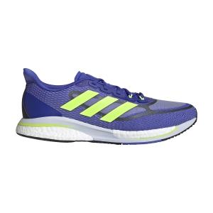 Adidas Supernova + - Sonic Ink/Signal Green/Halo Blue