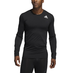 adidas Techfit Shirt - Black