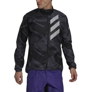 adidas Terrex Parley Agravic Jacket - Grey Six