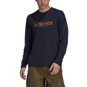adidas Terrex Primeblue Camisa - Legend Ink