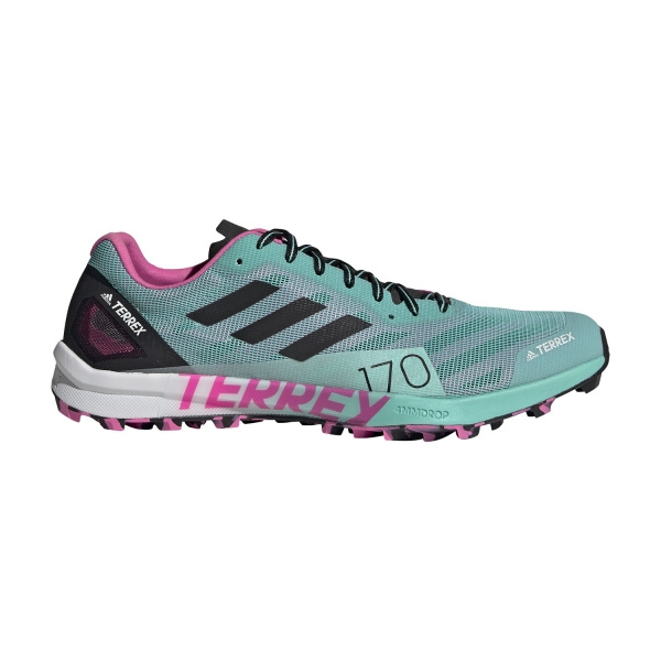adidas Terrex Speed Pro - Acid Mint/Core Black/Screaming Pink