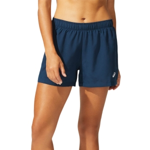 Pantaloncini Running Donna Asics Icon 4in Pantaloncini  French Blue/Digital Grape 2012B047401