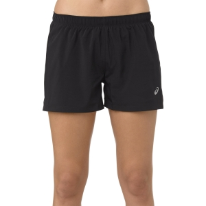 Women's Running Shorts Asics Icon 4in Shorts  Black 2012A030001