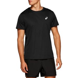 Asics Silver T-Shirt - Performance Black