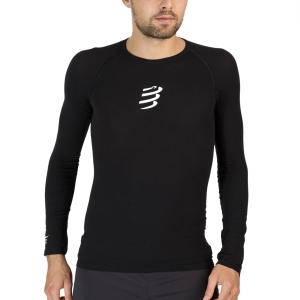Compressport 3D Thermo Shirt - Black