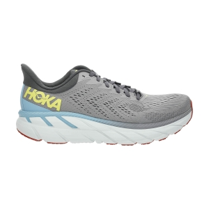 Hoka One One Clifton 7 Wide - Wild Dove/Dark Shadow