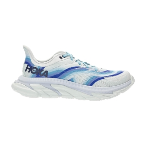 Hoka One One Clifton Edge Geometric - Dazzing Blue/Blue Flower
