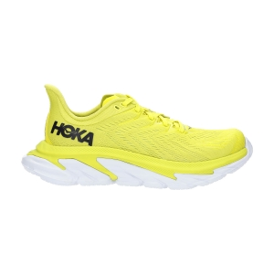 Zapatillas Running Neutras Mujer Hoka One One Clifton Edge  Citrus/White 1110511CSWH
