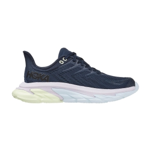 Hoka One One Clifton Edge - Outer Space/Orchid Hush
