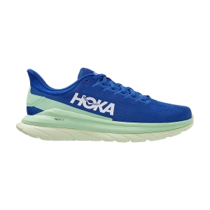 Hoka One One Mach 4 - Dazzling Blue/Green Ash