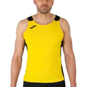 Joma Record II Top - Yellow/Black