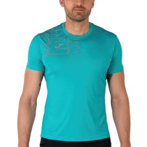 Joma Elite VIII Logo Camiseta - Turquoise