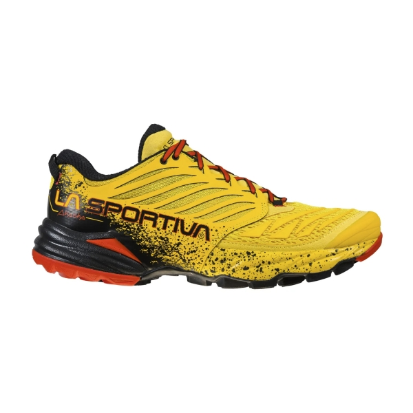 La Sportiva Akasha - Yellow/Red