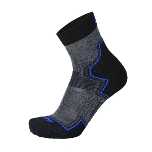 Mico Everdry Light Weight Calze - Nero/Royal