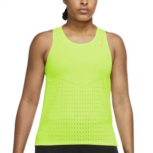 Nike Aeroswift Tank - Volt/Bright Citron