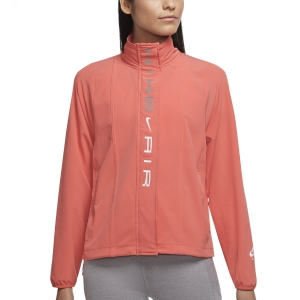 Nike Air Dri-FIT Chaqueta - Magic Ember/Reflective Silver