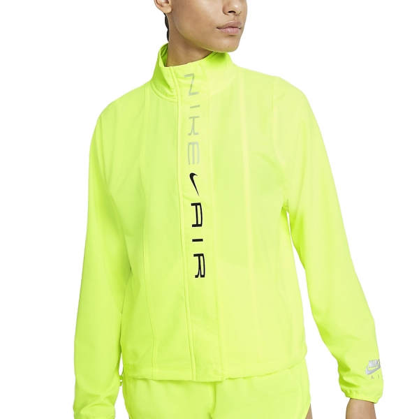 Nike Air Dri-FIT Jacket - Volt/Purple Pulse/Reflective Silver