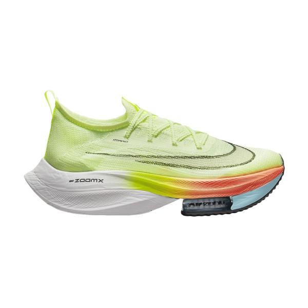 Nike Air Zoom Alphafly Next% - Barely Volt/Black/Hyper Orange