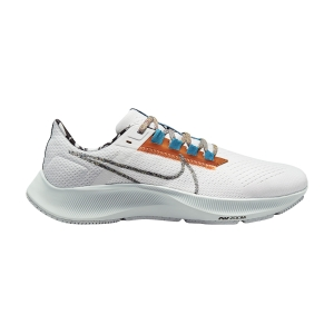Nike Air Zoom Pegasus 38 MFS - Summit White/Multi Color/Photon Dust