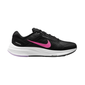 Nike Air Zoom Structure 24 - Black/Hyper Pink/Anthracite/Lilac