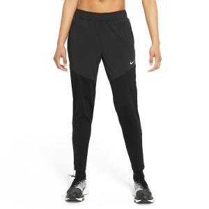 Nike Dri-FIT Essential Pantalones - Black/Reflective Silver