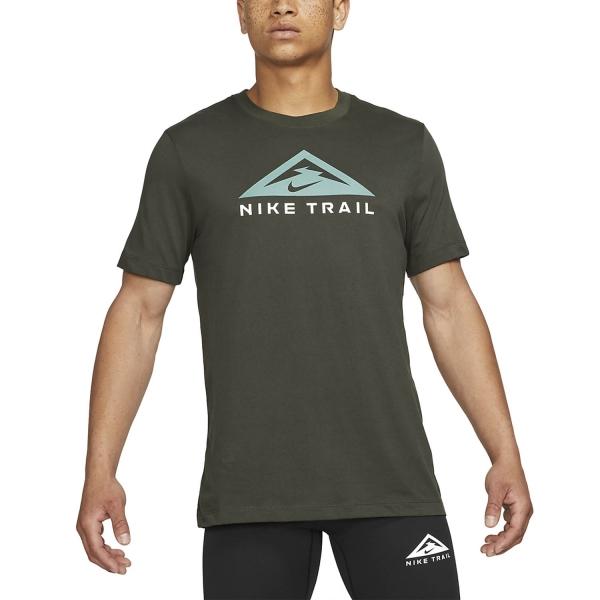 Nike Trail Dri-FIT T-Shirt - Sequoia