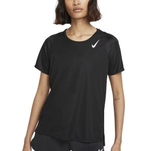 Nike Dri-FIT Race T-Shirt - Black/Reflective Silver