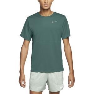 Nike Dri-FIT Swoosh Camiseta - Hasta/Reflective Silver