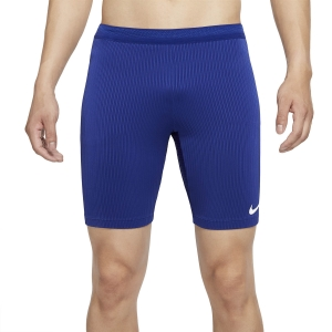 Nike Team USA AeroSwift 9in Shorts - Deep Royal Blue/White