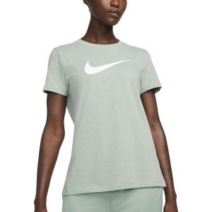 Nike Dry Crew T-Shirt - Jade Smoke