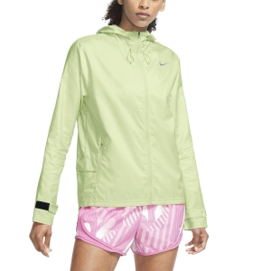 Nike Essential Chaqueta - Lime Ice/Reflective Silver