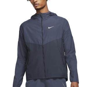 Nike Repel Miler Jacket - Thunder Blue/Reflective Silver