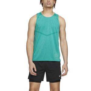 Nike Rise 365 Dri-FIT Top - Neptune Green/Reflective Silver