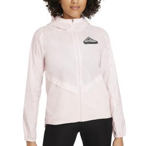 Nike Shield Chaqueta - Light Soft Pink/Black