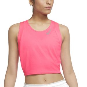 Nike Swoosh Top - Hyper Pink/Reflective Silver