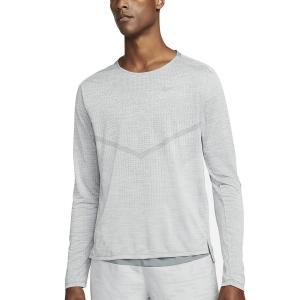 Nike TechKnit Ultra Camisa - Smoke Grey/Light Smoke Grey/Reflective Silver