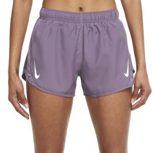 Nike Tempo Race 3in Shorts - Amethyst Smoke/Reflective Silver