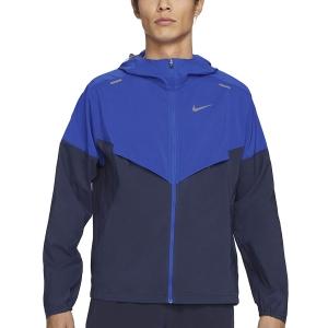 Nike Windrunner Jacket - Game Royal/Obsidian/Reflective Silver