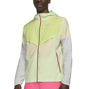 Nike Windrunner Jacket - Lime Ice/Reflective Silver