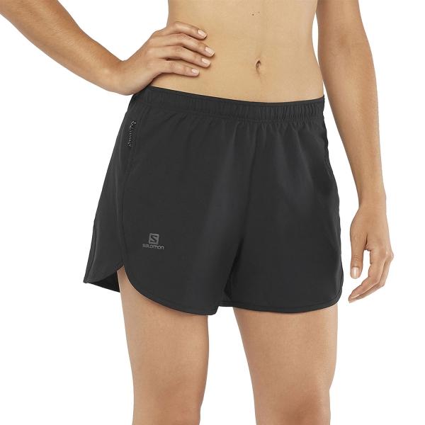 Salomon Agile 4in Shorts - Black