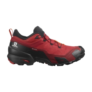 Salomon Cross Hike GTX - Goji Berry/Black/Red Orange