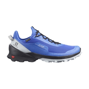 Salomon Cross Over GTX - Palace Blue/Black/Pearl Blue