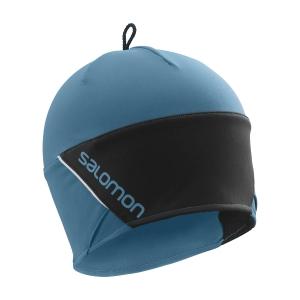 Salomon RS Berretto - Black/Mallard Blue