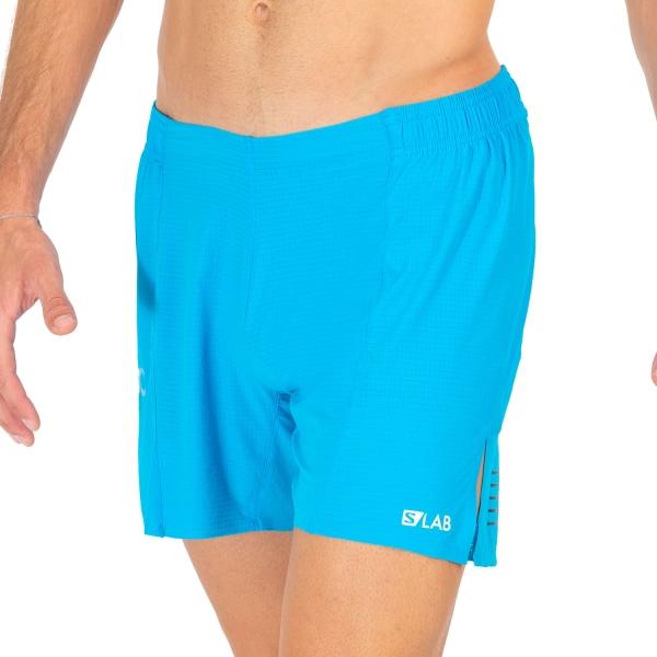 Salomon S/Lab 6in Shorts - Light Blue