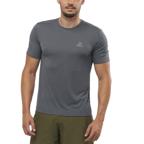 Salomon XA Trail T-Shirt - Ebony
