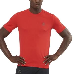 Salomon XA Trail T-Shirt - Goji Berry
