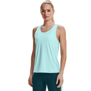 Women's Running Tank Under Armour Fly By Tank  Breeze/Reflective 13613940441